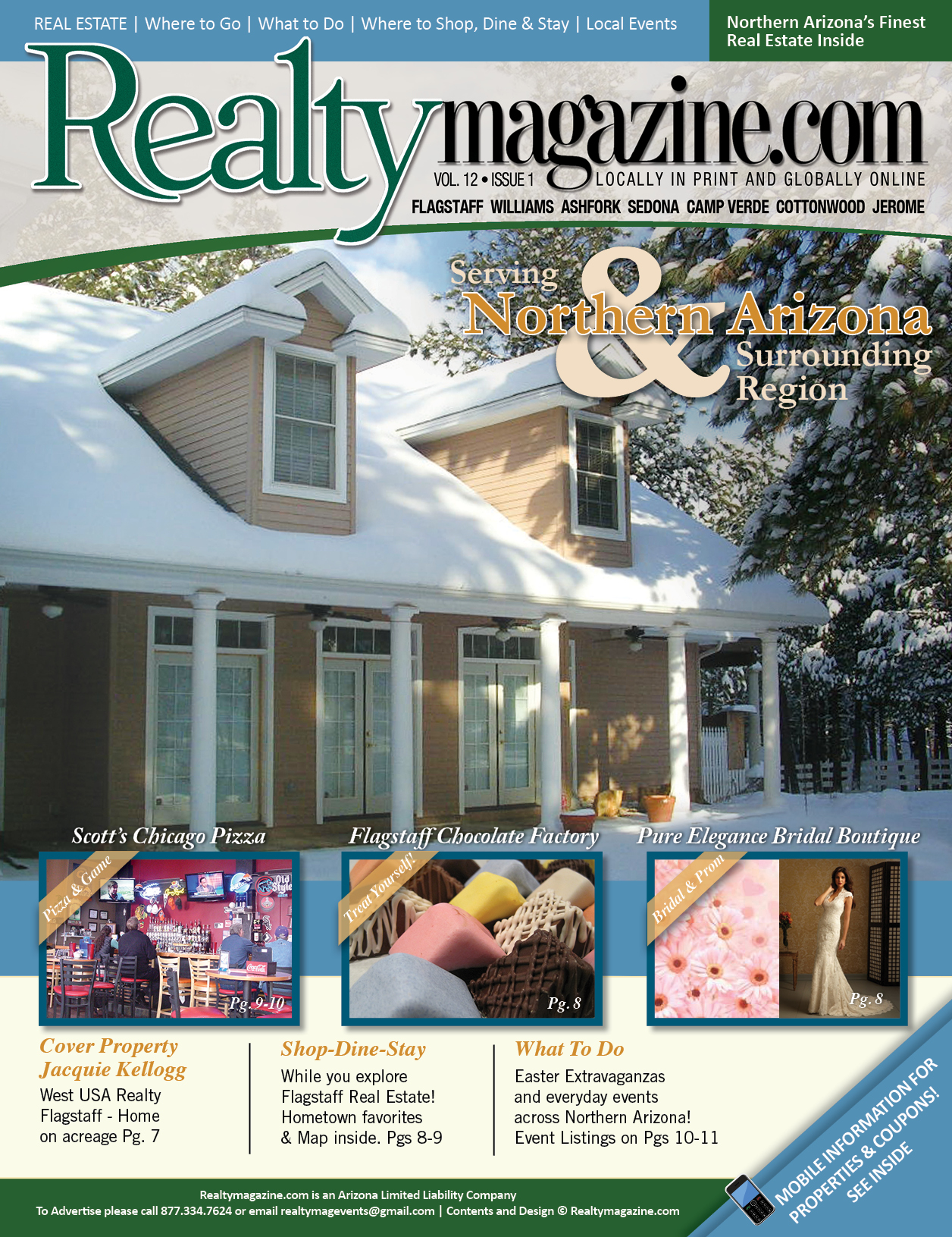 Realtymagazine.com - Flagstaff realty and Northern Arizona real estate